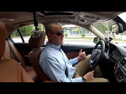 2013 BMW 3 Series – 328xi – Test Drive – Video Review – Driving Review