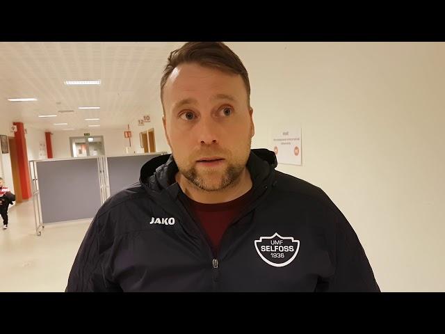 Gunnar Borgþórs: Getum ekki verið að gefa leiki í hverri einustu viku