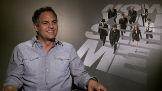 'Now You See Me' Mark Ruffalo Interview