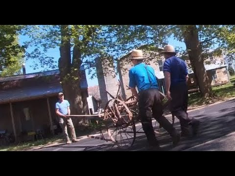 Buying, Selling, And Dealing With The Amish