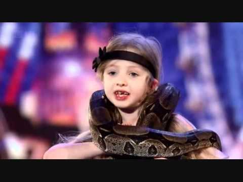 Britains Got Talent 2011 Olivia Binfield