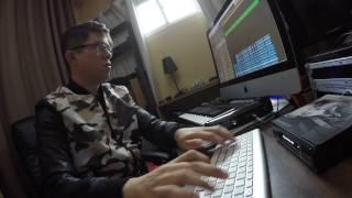 DJ IVIS - GRAVANDO TECLADOS - CD NOVO XAND AVIÃO - PART 2