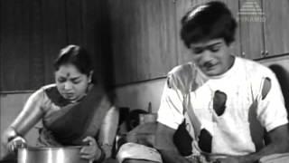 M.r. Radha Comedy - Thayai Katha Thanayan Tamil Movie Scene