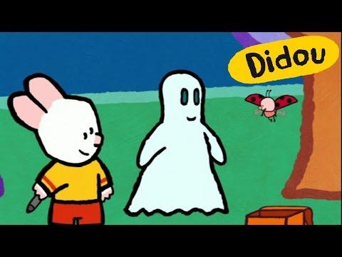 Fantôme - Didou, dessine Moi un Fantôme|Dessins animés pour les enfants
