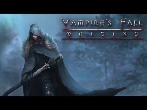 Vampires Fall Origins - Gothic Vampire Roleplaying Game