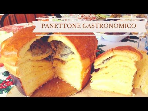 bimby - panettone gastronomico