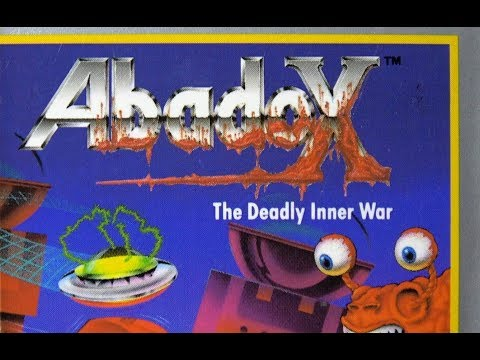 Classic Game Room - ABADOX review for NES