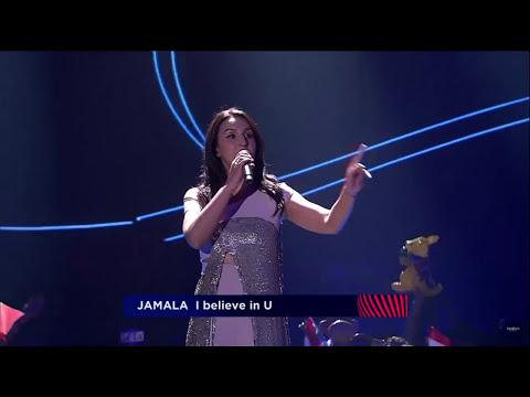 Провокация на выступлении Джамалы