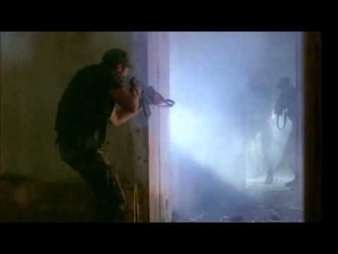 Strike Back US Firefight scene of ep 9 from season 1