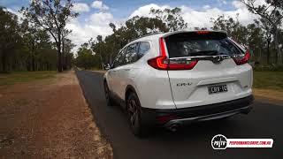 Video 2018 Honda CR-V VTi (1.5 turbo) 0-100km/h & engine sound MP3, 3GP, MP4, WEBM, AVI, FLV Juli 2018