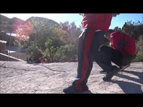 CAMPEONATO COMUNITAT VALENCIANA DE CASTALLA VIDEO DE LA 5 PRUEBA