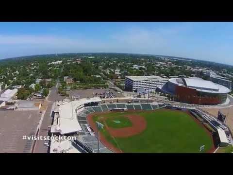 Stockton Drone Video