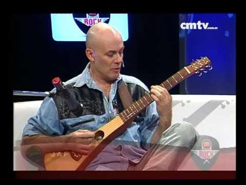 JAF video Y es mi testigo este blues (fragmento)  - CM Rock 2014