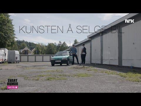 Kunsten å selge bil
