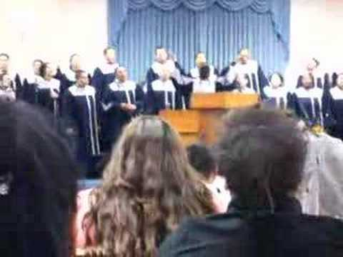 Apostolic Tabernacle Church Choir HOLY IS THE LORD