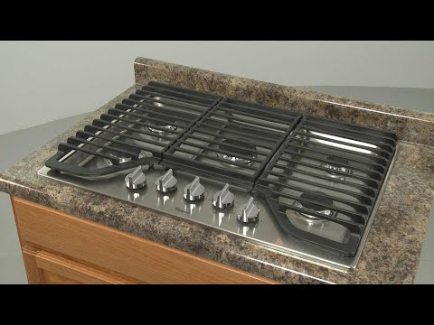Whirlpool Gas Cooktop Disassembly (Model #WCG97US0DS00)