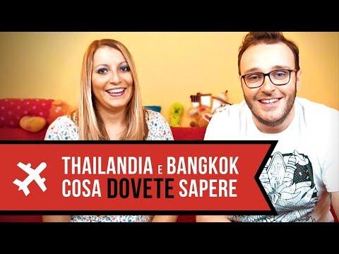 Info e consigli sulla THAILANDIA e BANGKOK 🇹🇭 [Guide di Viaggio]