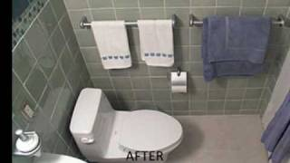 SMALL BATHROOM-QUICK FIX