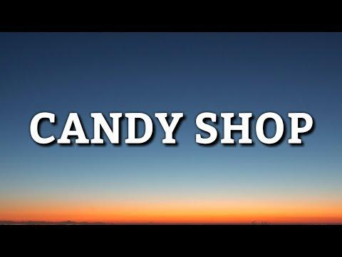 50 Cent - Candy Shop (Lyrics) ft. Olivia 🎵