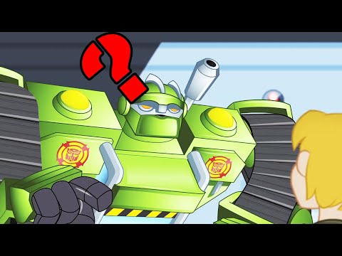 Transformers Official | Memory Loss Madness | Full Episodes | Transformers Rescue Bots