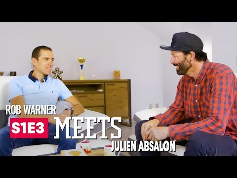 Training & Ripping Trail w/ XC Mountain Biker Julien Absalon | Rob Meets: Ep 3 (видео)