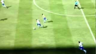 Tình Huống Hài Hước Trong Game FIFA 2012