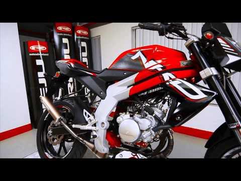 RIEJU RS3 NKD 125cc/50cc