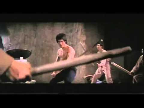 Bruce Lee - Enter The Dragon (Fight Scene)
