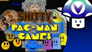 Vinny streams Shitty Pac-Man Games for PC live on Vinesauce! Subscribe for more Full Sauce Streams ▻ http://bit.ly/fullsauce YouTube Gaming and Twitch ...