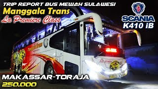 Video TRIP REPORT SULAWESI: Manggala Trans, Makassar—Toraja 250K   La Premiere Class   SCANIA K410 MP3, 3GP, MP4, WEBM, AVI, FLV Desember 2018