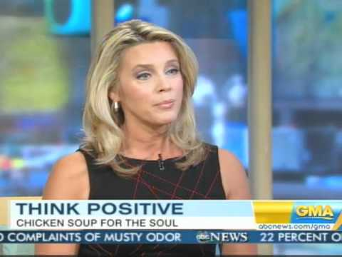 Deborah Norville - Deborah's appearance on Good Morning America to promote the new book