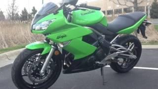 8. 2009 Kawasaki Ninja 650r  Used Motorcycles - Blaine,Minnesota - 2014-05-06