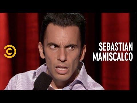 We Need a Dress Code at the Airport - Sebastian Maniscalco