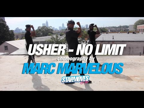 Usher - No Limit (dance video) | choreography by Marc Marvelous