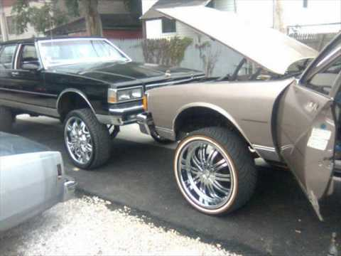 28s DONK Sittin' So High. HIT'EMHARD C.C