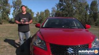 2012 Suzuki Kizashi Test Drive&Car Review