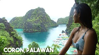 Coron Philippines  city photo : The Most Beautiful Lake in the Philippines (Coron, Palawan)