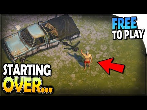 Starting Over from Level 1... - Last Day on Earth Survival Part 1 (FREE TO PLAY)