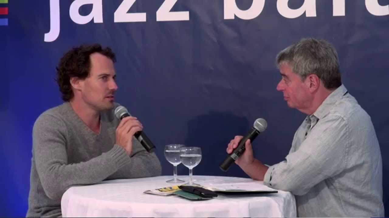 Jazz Talk mit Nils Wogram