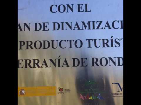 "Iron Way of Benaojan and ""Guide of Active Tourism in the Serran�a de Ronda"""
