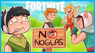 NOGLA Got BANNED from Fortnite: Battle Royale! (Fortnite Funny Moments)