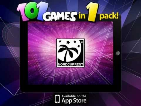 Video of 101-in-1 Games HD