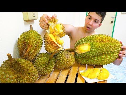 டூரியான் பழ பிரியரா???a நீங்கள்   Durian  MUKBANG