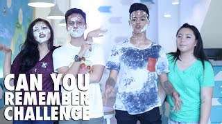 Video Arip-Arap - Can You Remember Challenge MP3, 3GP, MP4, WEBM, AVI, FLV Juni 2017