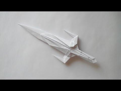 Смотреть видео делать своими руками из бумаги