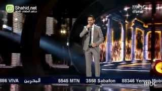 Arab Idol - الأداء - زياد خوري -  زرعنا تلالك يا بلادي