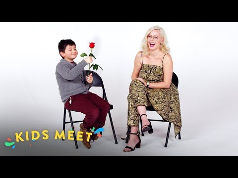 Kids Meet a Dating Coach | Kids Meet | HiHo Kids