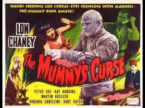 The Mummy's Curse (1944) Movie Review