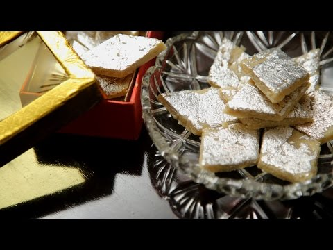 Homemade Kaju Katli Recipe | Holi Special Recipe | Indian Sweets Recipe | Ruchi's Kitchen