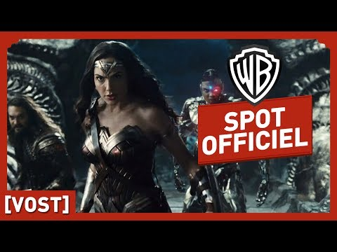 Justice League - Spot VOST